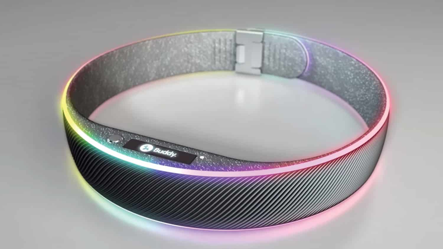 The smart collar that can track your pet's health and exercise habits